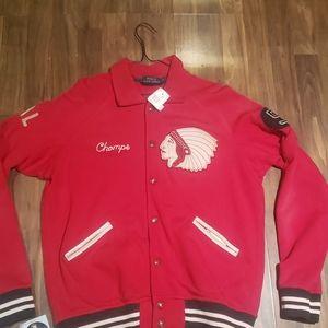 Polo Ralph Lauren Varsity Football Jacket I
